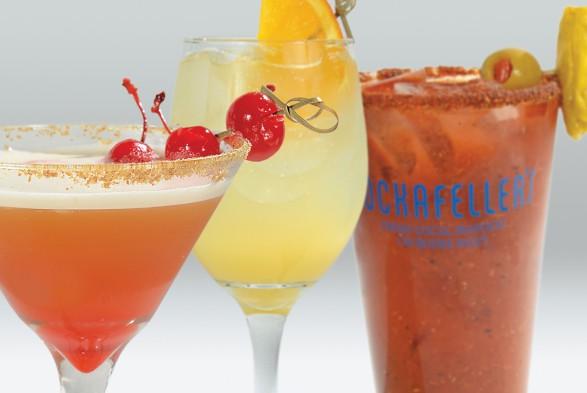 Rockafeller's Drink Menu