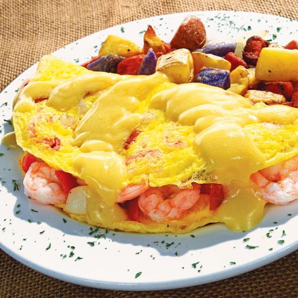 Rockafeller's Omelet