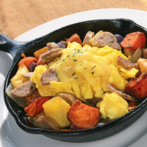 Ultimate Brunch Skillet