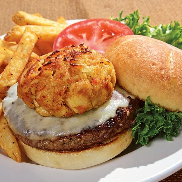 Chesapeake Bay Burger